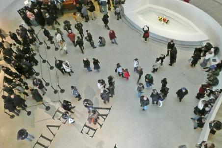 pinocchio Guggenheim museum