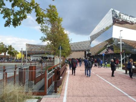 Expo 2015 vie d'acqua