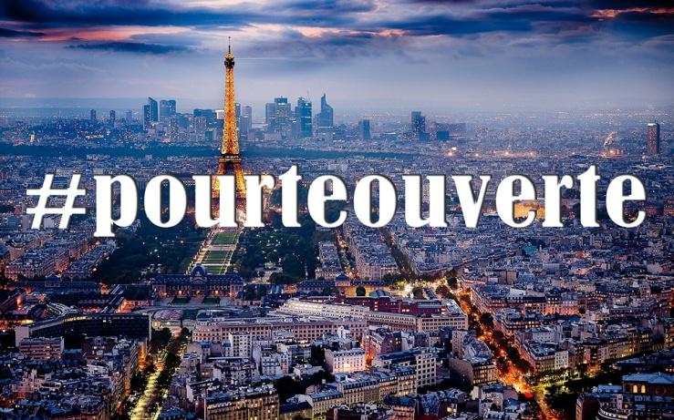 parigi porte aperte ospitalità twitter