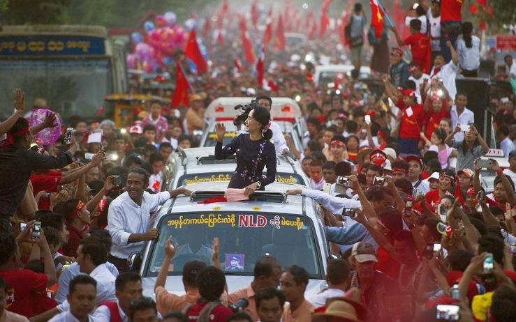 birmania elezione fine dittatura