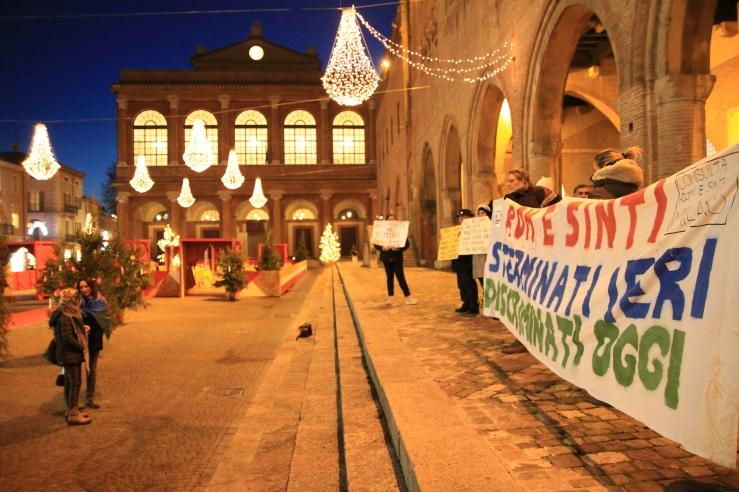 manifestazioni abusi edilizi